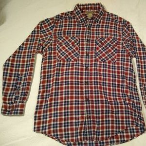 Duluth Trading Large Tall Men's Flannel LT